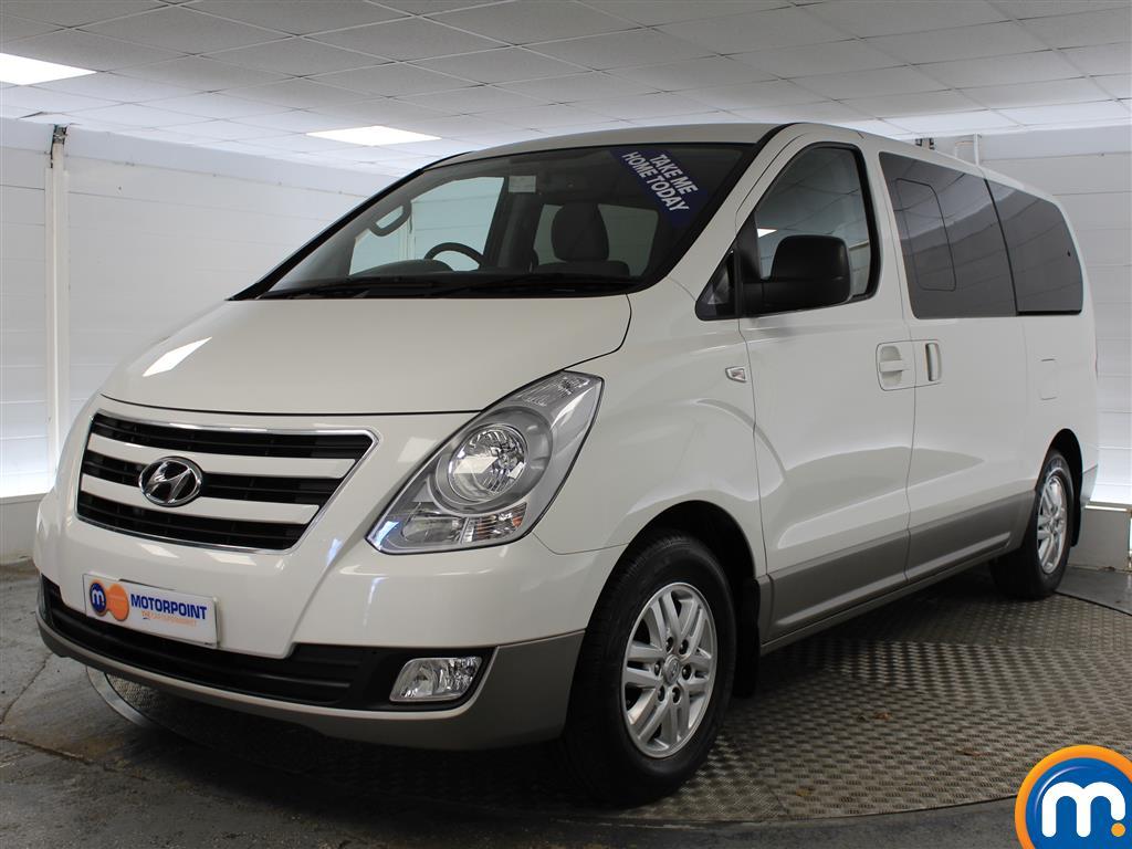 Hyundai I800 Diesel Estate