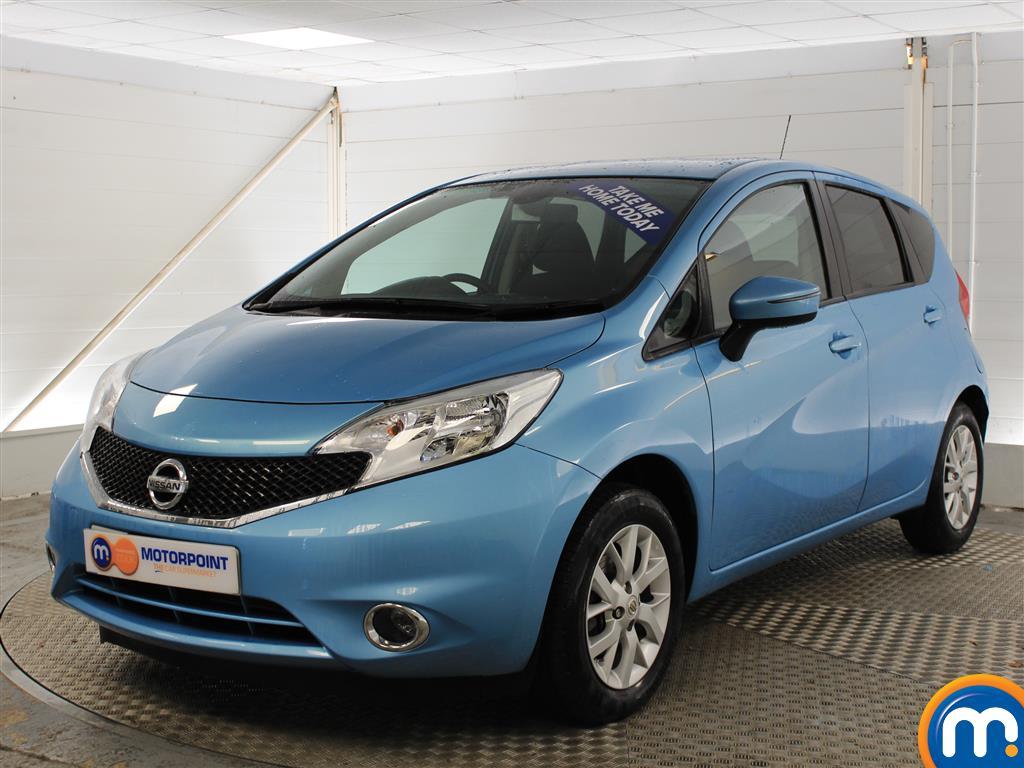 Nissan Note Acenta Premium - Stock Number (957493) - Passenger side front corner