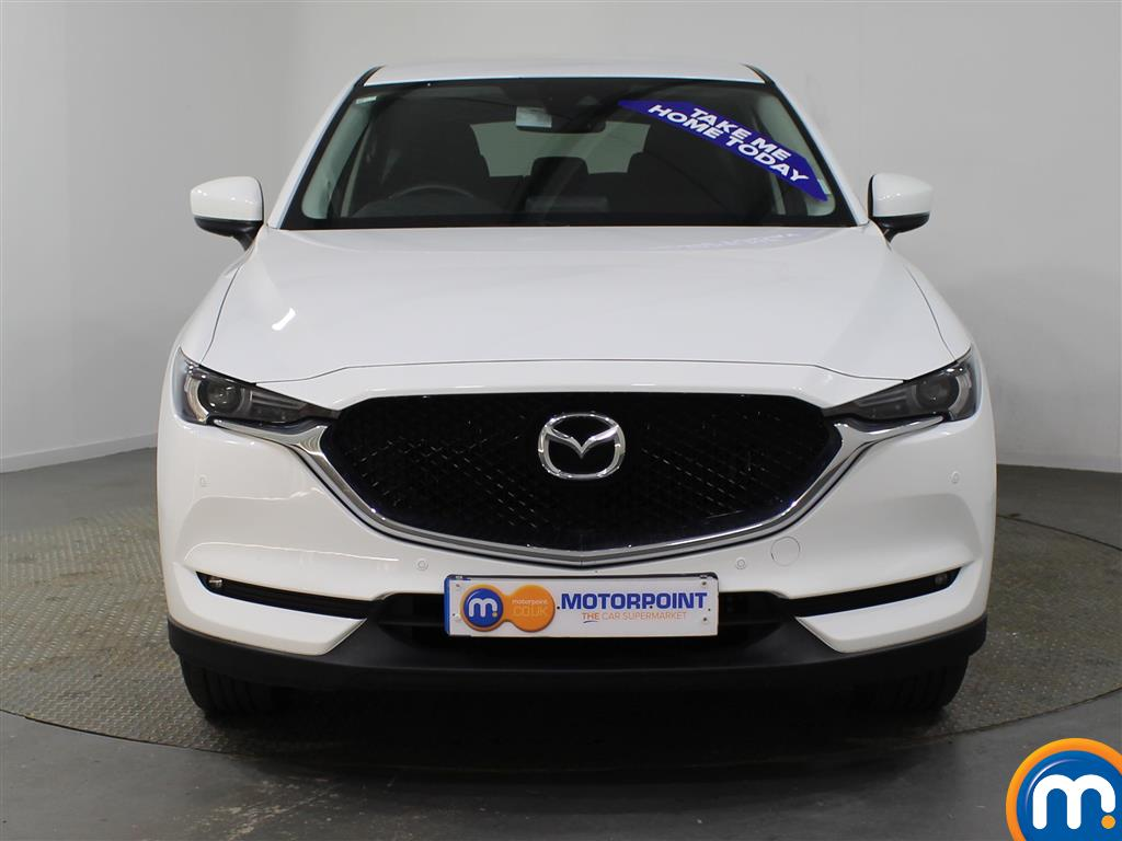 Mazda Cx-5 Se-L Nav Manual Petrol Estate - Stock Number (957664) - Front bumper