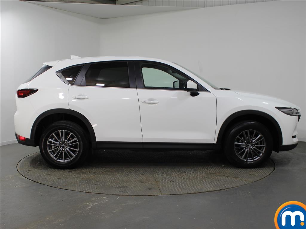Mazda Cx-5 Se-L Nav Manual Petrol Estate - Stock Number (957664) - Drivers side