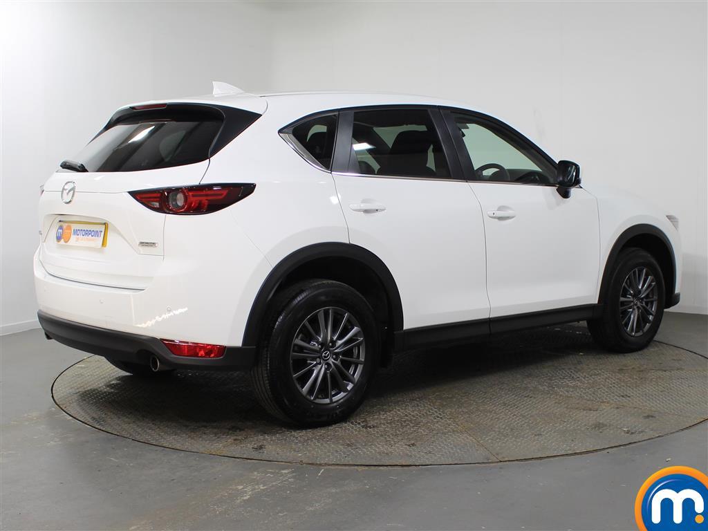 Mazda Cx-5 Se-L Nav Manual Petrol Estate - Stock Number (957664) - Drivers side rear corner