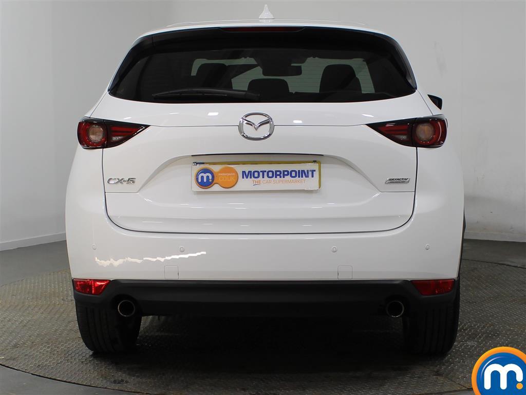 Mazda Cx-5 Se-L Nav Manual Petrol Estate - Stock Number (957664) - Rear bumper