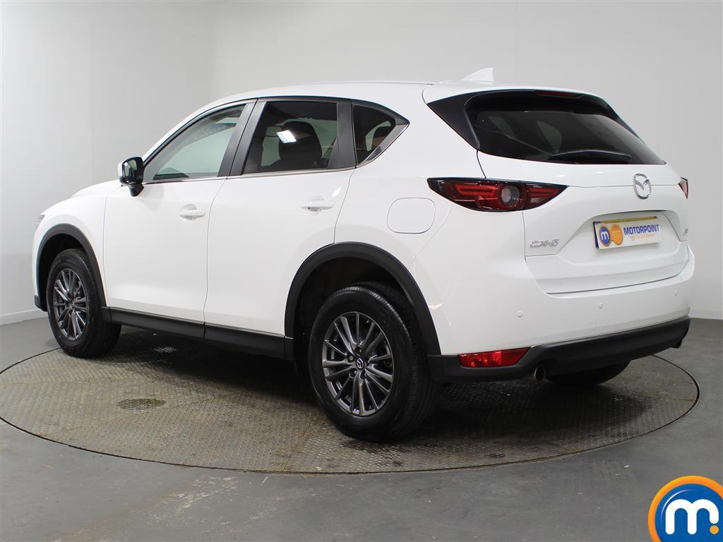 Mazda Cx-5 Se-L Nav Manual Petrol Estate - Stock Number (957664) - Passenger side rear corner