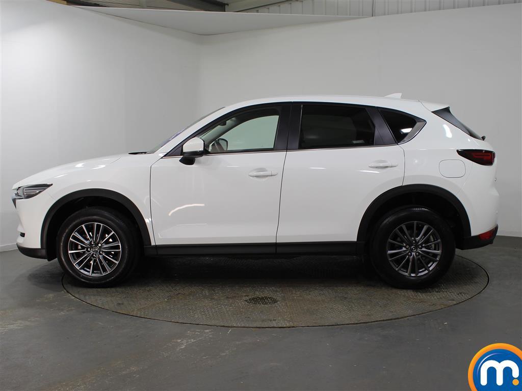 Mazda Cx-5 Se-L Nav Manual Petrol Estate - Stock Number (957664) - Passenger side