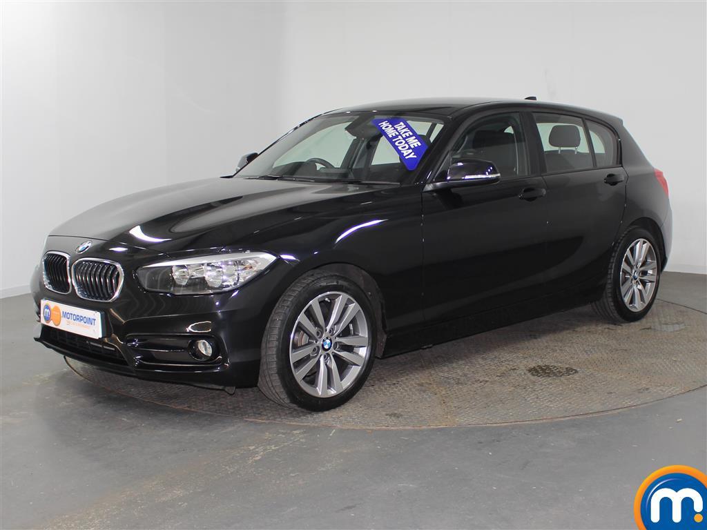 BMW 1 Series Sport - Stock Number (960000) - Passenger side front corner