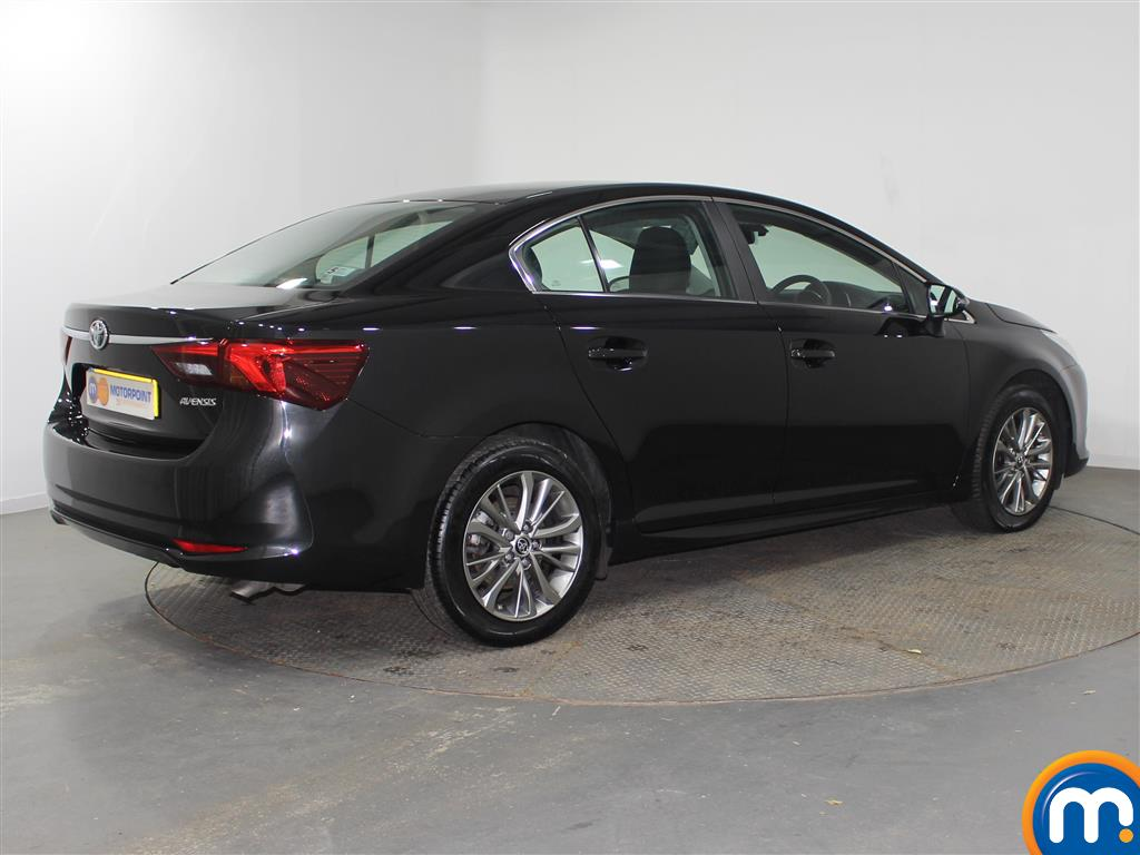 Toyota Avensis Business Edition Manual Diesel Saloon - Stock Number (957099) - Drivers side rear corner
