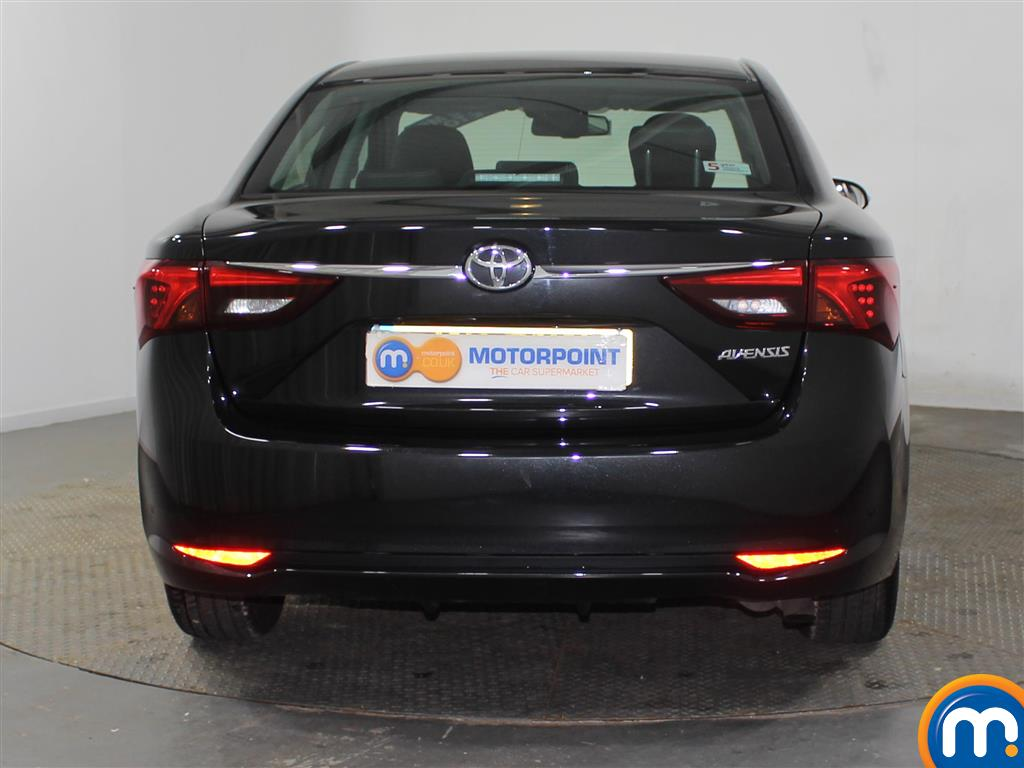 Toyota Avensis Business Edition Manual Diesel Saloon - Stock Number (957099) - Rear bumper