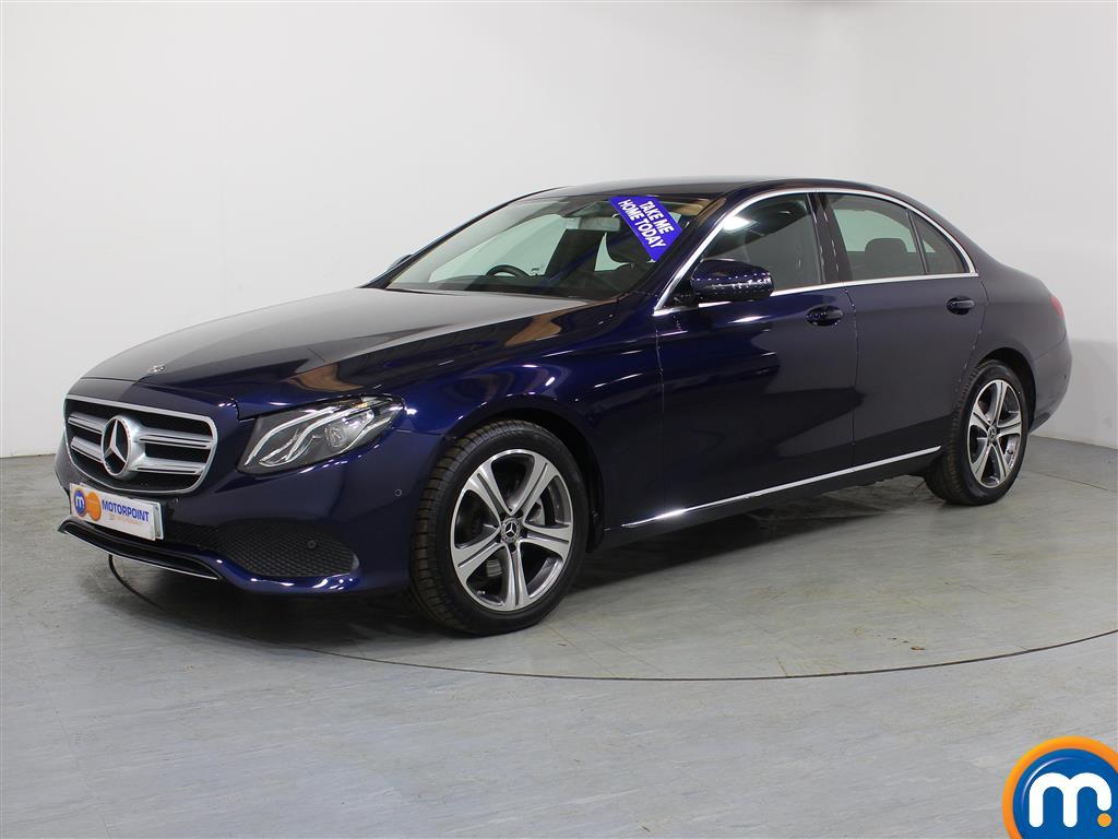 Mercedes-Benz E Class SE - Stock Number (954216) - Passenger side front corner