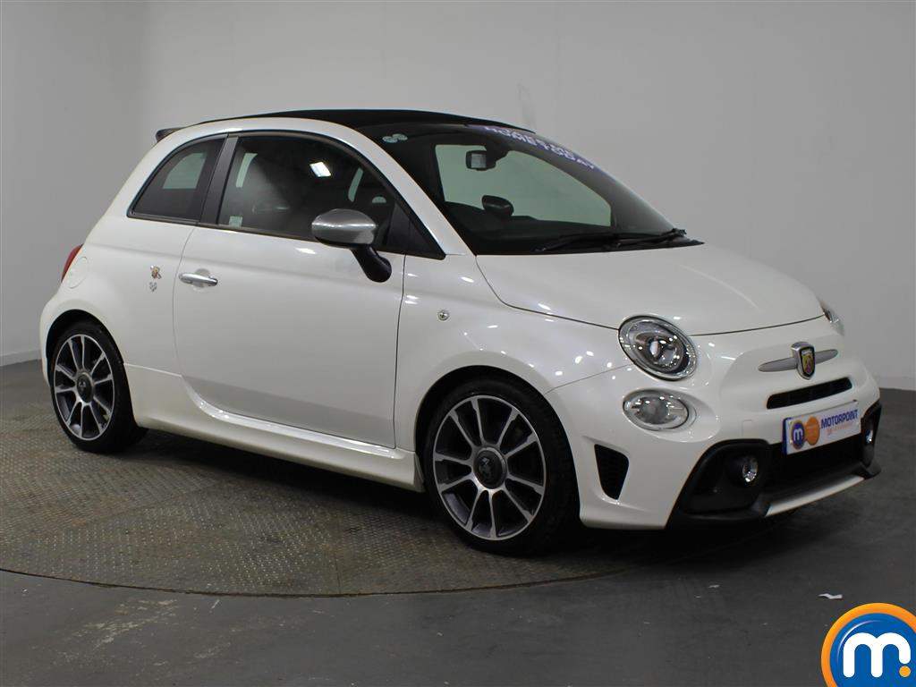 Abarth 595C Convertible 1.4 T-Jet 165 Turismo 2Dr