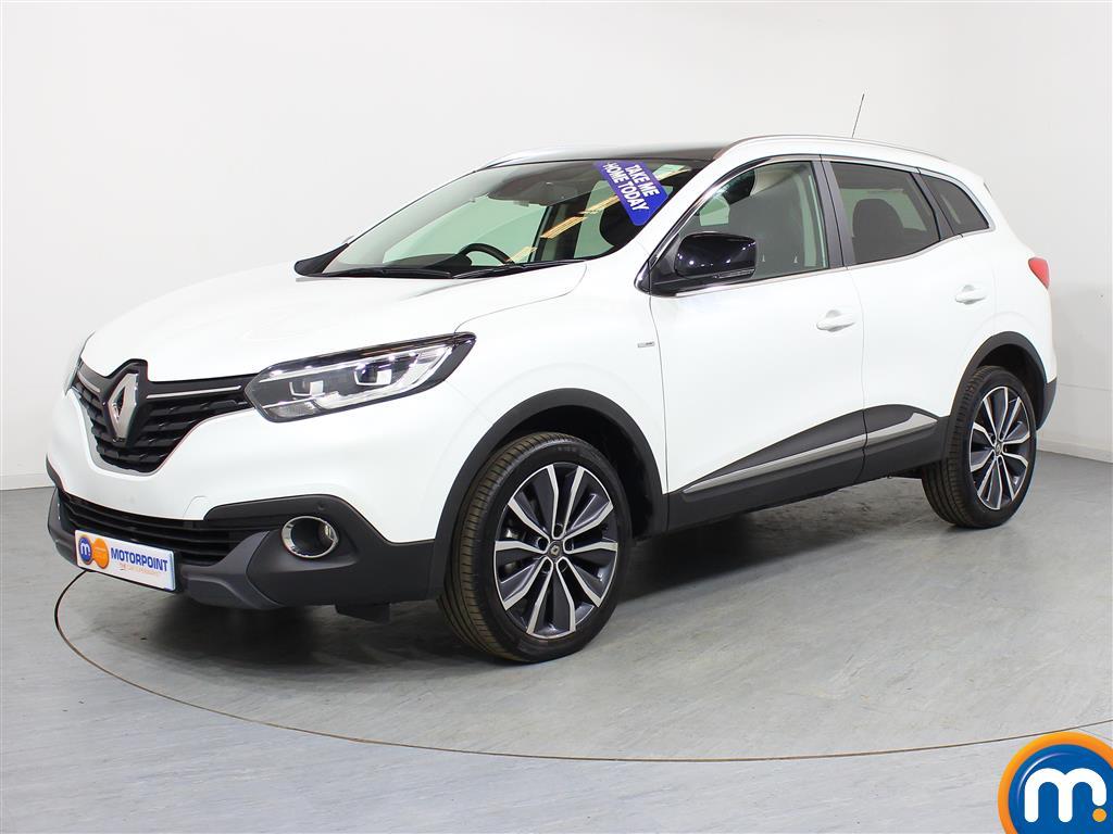 Renault Kadjar Signature Nav - Stock Number (957142) - Passenger side front corner