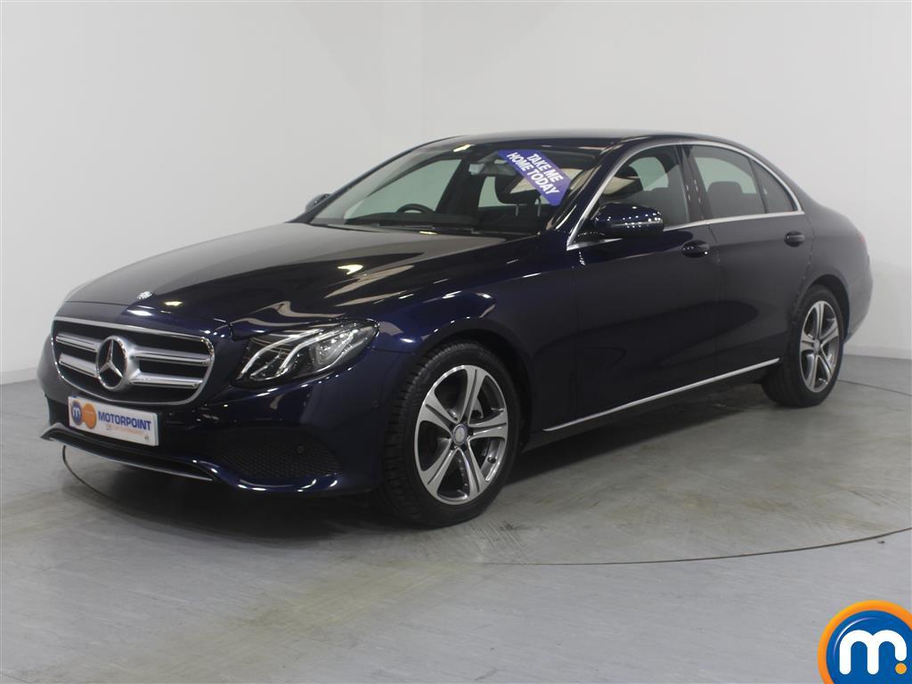 Mercedes-Benz E Class SE - Stock Number (956681) - Passenger side front corner