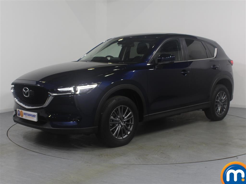 Mazda Cx-5 Se-L Nav Manual Petrol Estate - Stock Number (957681) - Passenger side front corner