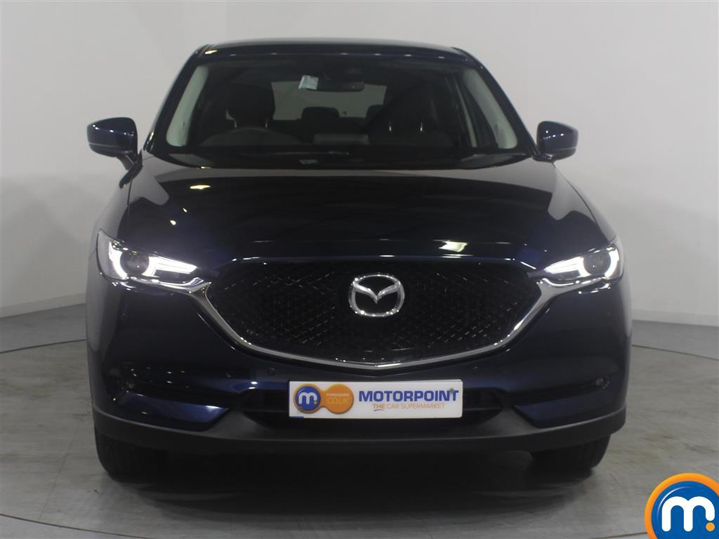 Mazda Cx-5 Se-L Nav Manual Petrol Estate - Stock Number (957681) - Front bumper