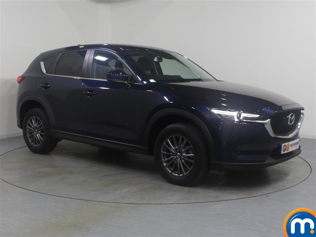 Mazda Cx-5 Se-L Nav Manual Petrol Estate - Stock Number (957681) - Drivers side front corner