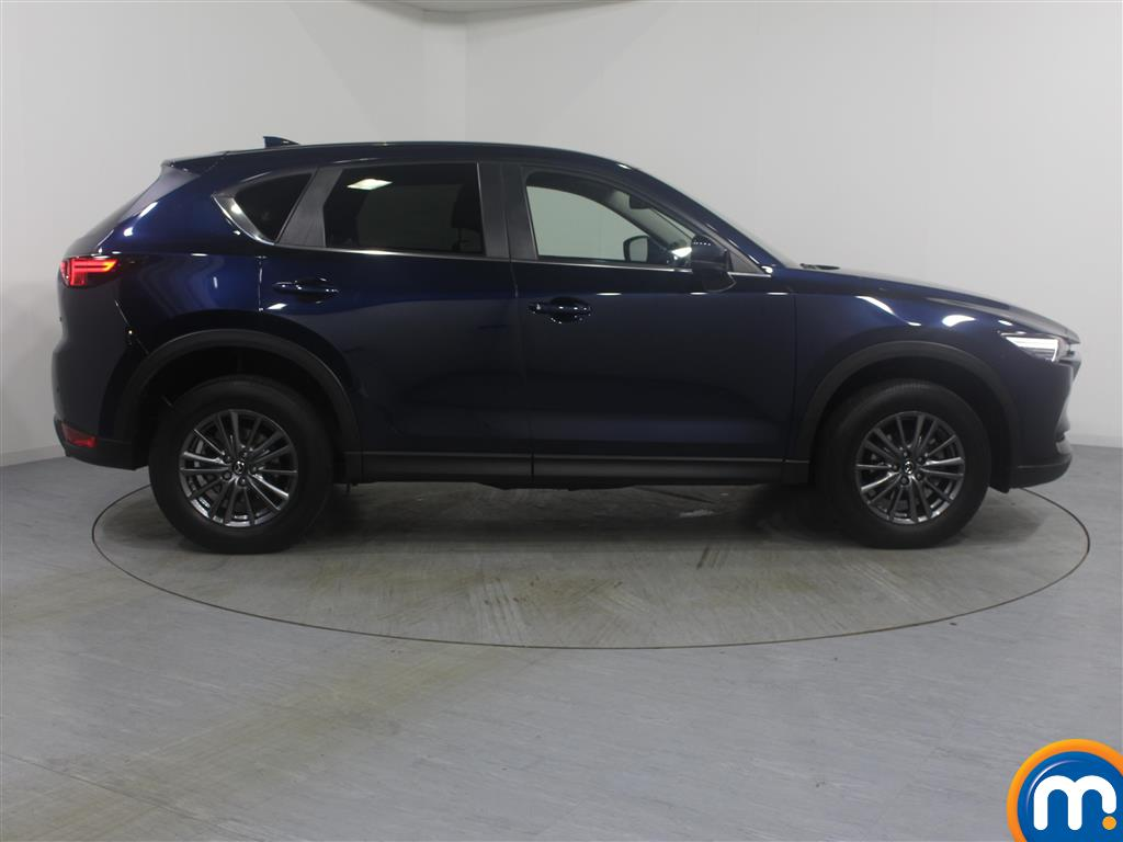 Mazda Cx-5 Se-L Nav Manual Petrol Estate - Stock Number (957681) - Drivers side