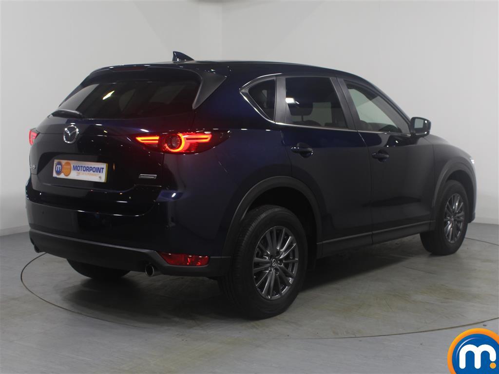 Mazda Cx-5 Se-L Nav Manual Petrol Estate - Stock Number (957681) - Drivers side rear corner
