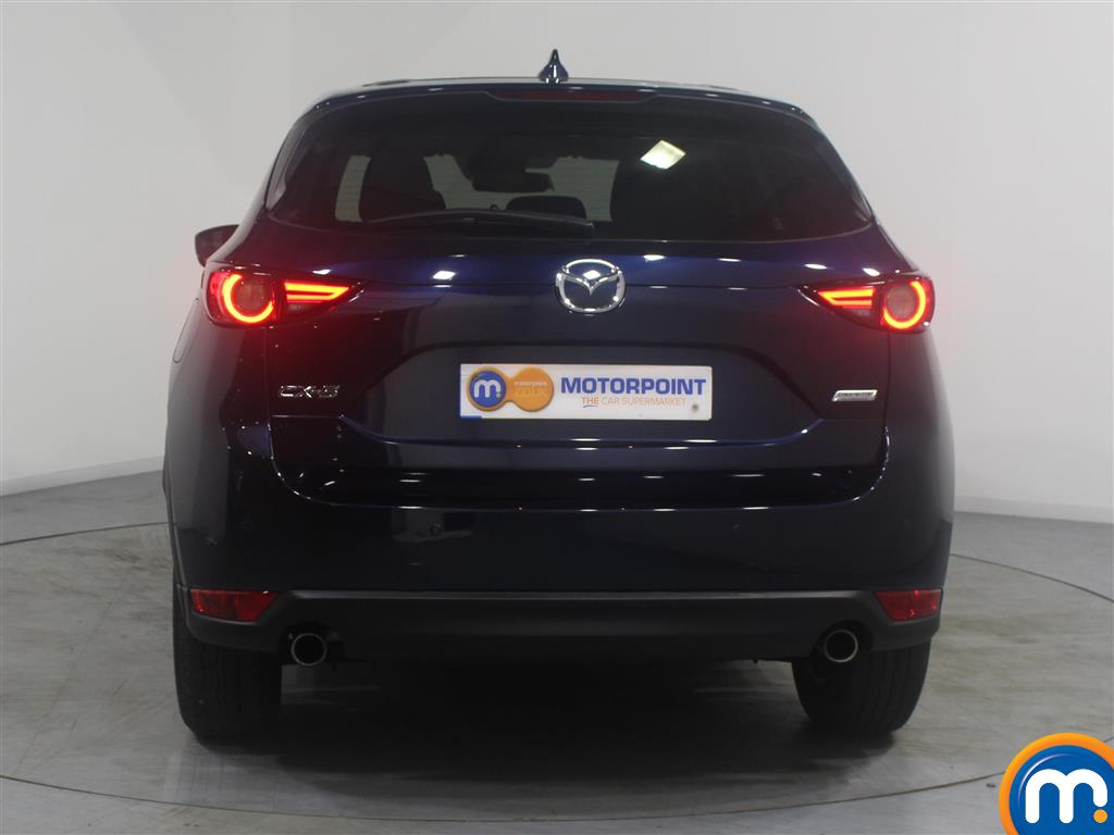 Mazda Cx-5 Se-L Nav Manual Petrol Estate - Stock Number (957681) - Rear bumper