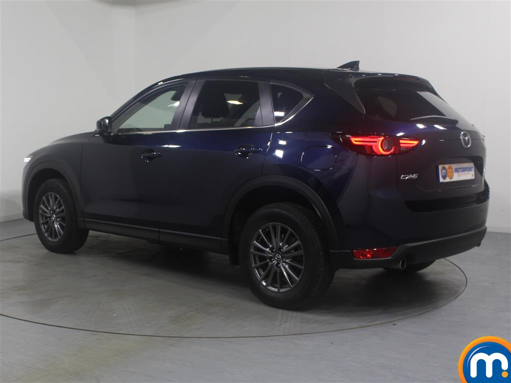 Mazda Cx-5 Se-L Nav Manual Petrol Estate - Stock Number (957681) - Passenger side rear corner