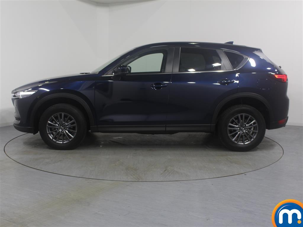Mazda Cx-5 Se-L Nav Manual Petrol Estate - Stock Number (957681) - Passenger side