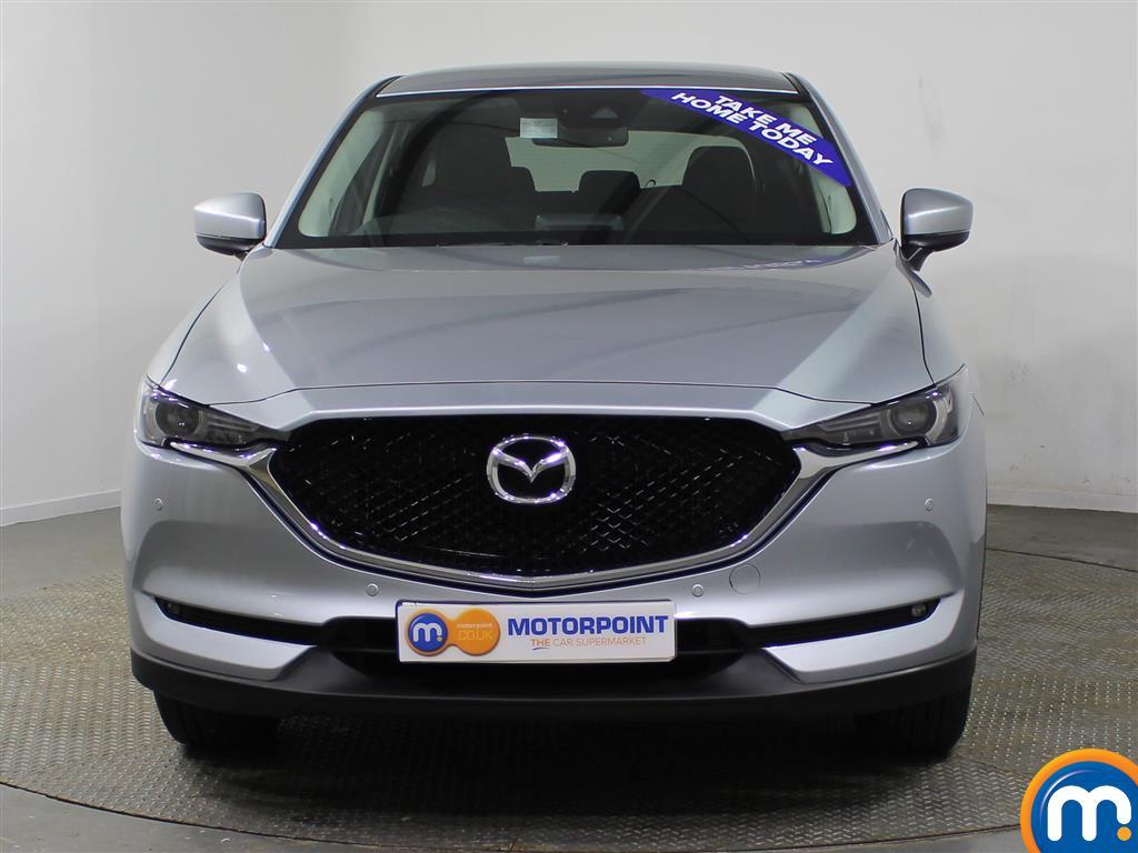 Mazda Cx-5 Se-L Nav Manual Petrol Estate - Stock Number (957690) - Front bumper