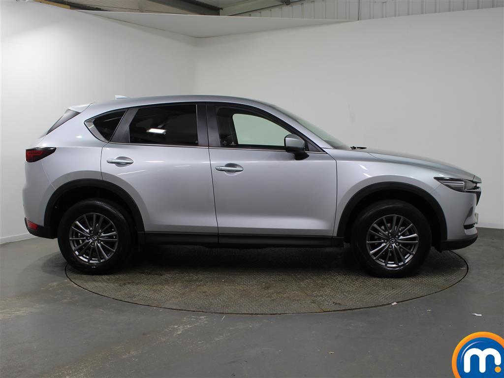 Mazda Cx-5 Se-L Nav Manual Petrol Estate - Stock Number (957690) - Drivers side