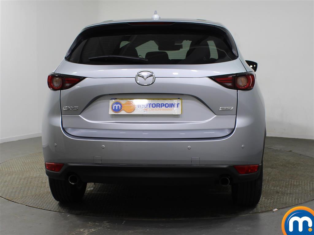 Mazda Cx-5 Se-L Nav Manual Petrol Estate - Stock Number (957690) - Rear bumper