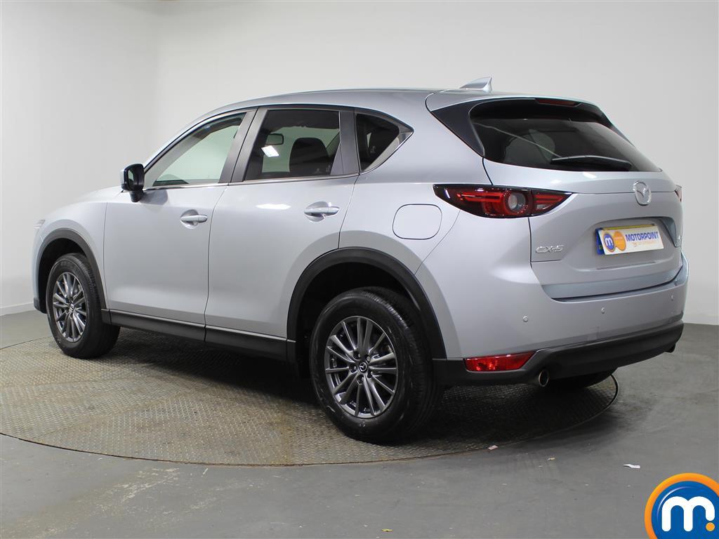 Mazda Cx-5 Se-L Nav Manual Petrol Estate - Stock Number (957690) - Passenger side rear corner