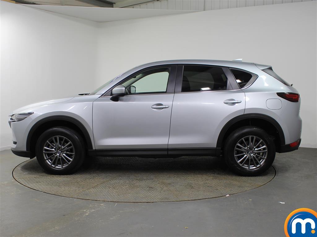 Mazda Cx-5 Se-L Nav Manual Petrol Estate - Stock Number (957690) - Passenger side