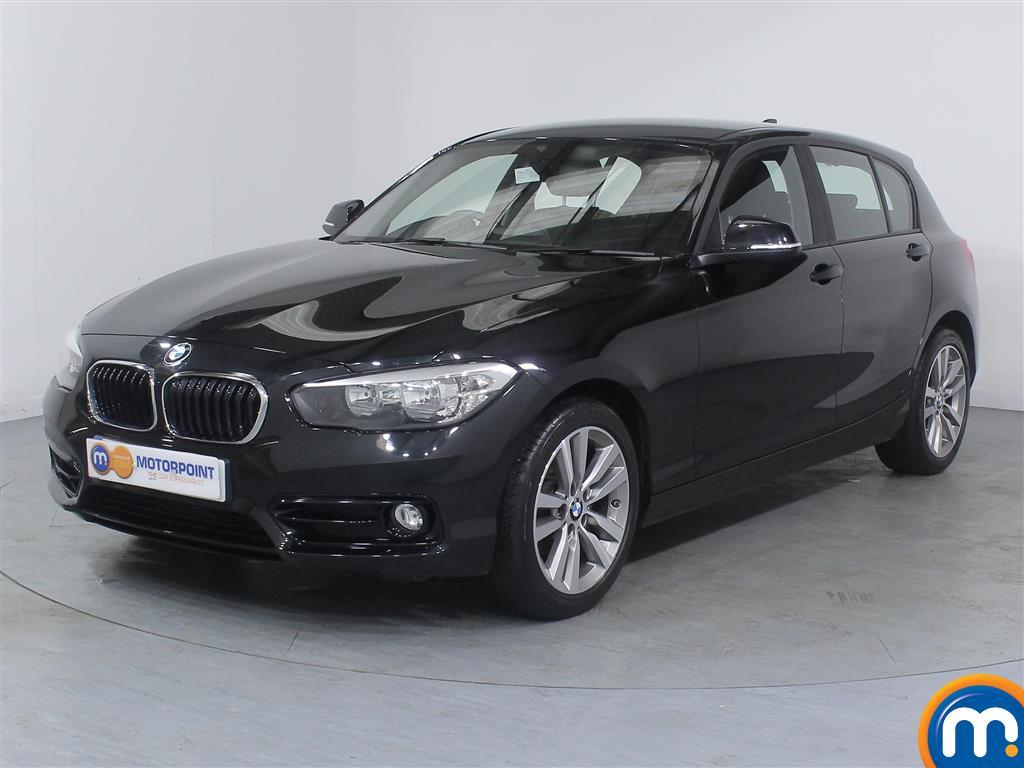 BMW 1 Series Sport - Stock Number (960013) - Passenger side front corner