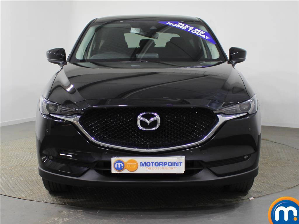 Mazda Cx-5 Se-L Nav Manual Petrol Estate - Stock Number (957675) - Front bumper