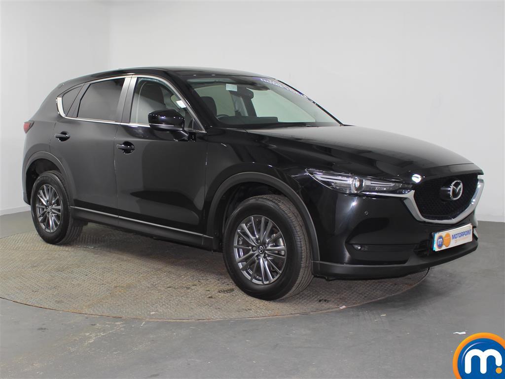 Mazda Cx-5 Se-L Nav Manual Petrol Estate - Stock Number (957675) - Drivers side front corner