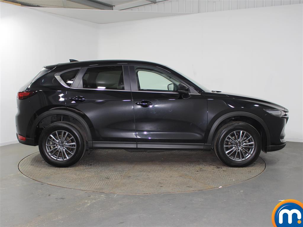 Mazda Cx-5 Se-L Nav Manual Petrol Estate - Stock Number (957675) - Drivers side