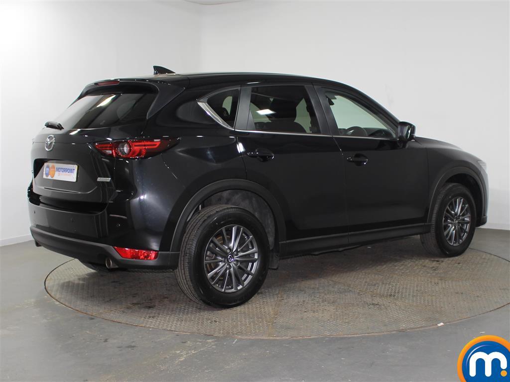 Mazda Cx-5 Se-L Nav Manual Petrol Estate - Stock Number (957675) - Drivers side rear corner