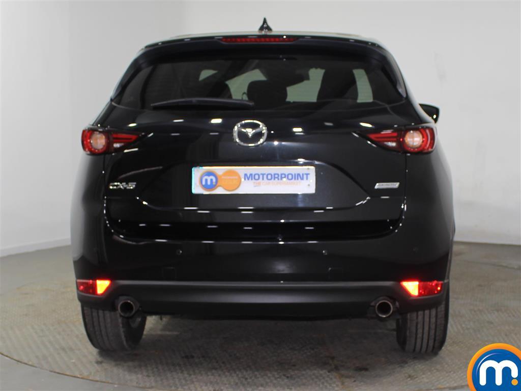 Mazda Cx-5 Se-L Nav Manual Petrol Estate - Stock Number (957675) - Rear bumper
