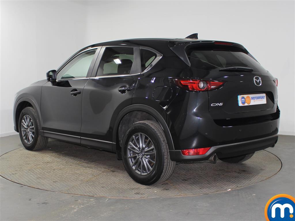 Mazda Cx-5 Se-L Nav Manual Petrol Estate - Stock Number (957675) - Passenger side rear corner