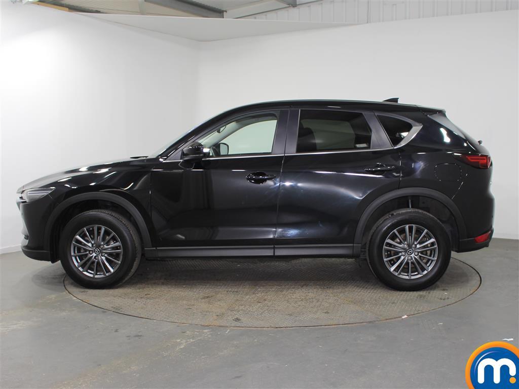 Mazda Cx-5 Se-L Nav Manual Petrol Estate - Stock Number (957675) - Passenger side