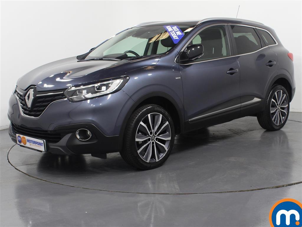 Renault Kadjar Signature Nav - Stock Number (957126) - Passenger side front corner