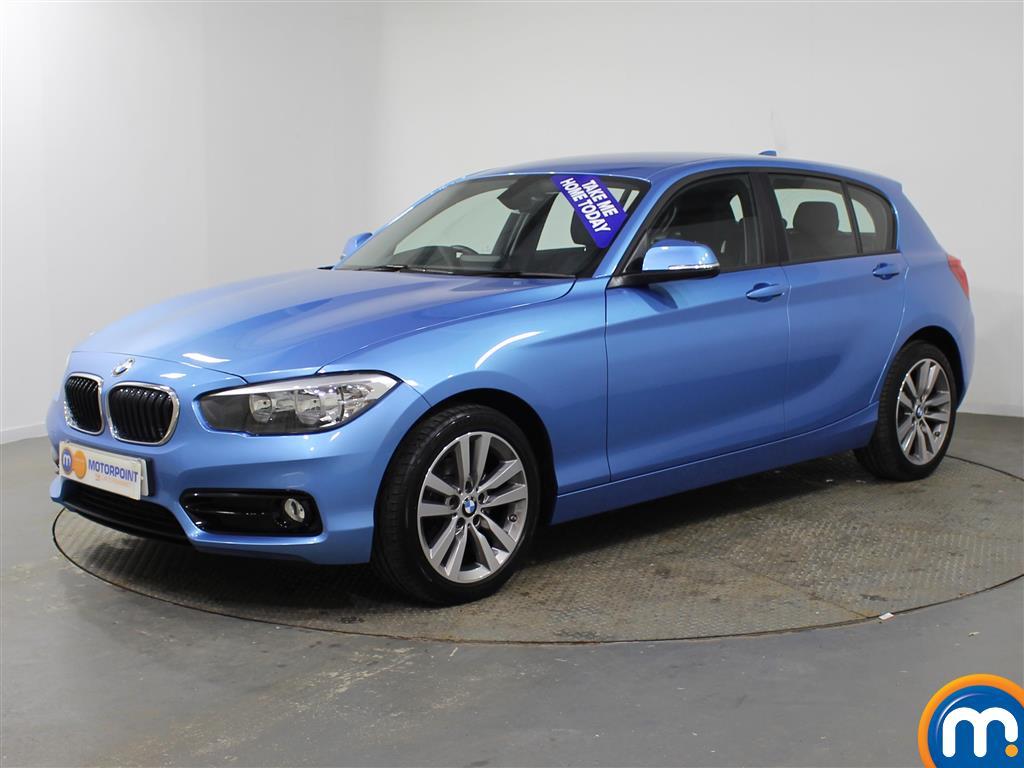 BMW 1 Series Sport - Stock Number (960115) - Passenger side front corner