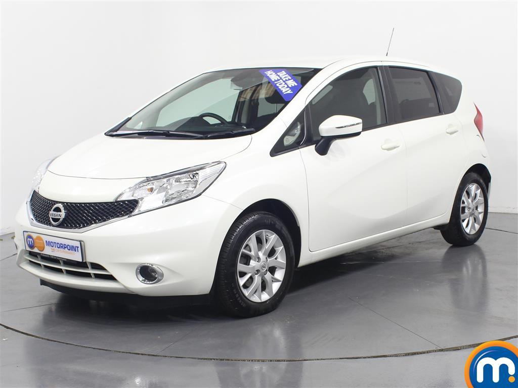 Nissan Note Acenta Premium - Stock Number (957195) - Passenger side front corner