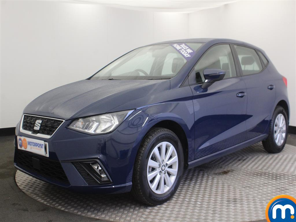 Seat Ibiza SE Manual Petrol Hatchback - Stock Number (960862) - Passenger side front corner