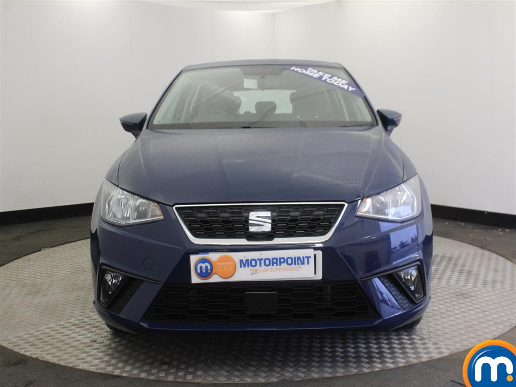 Seat Ibiza SE Manual Petrol Hatchback - Stock Number (960862) - Front bumper