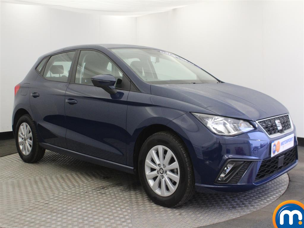Seat Ibiza SE Manual Petrol Hatchback - Stock Number (960862) - Drivers side front corner