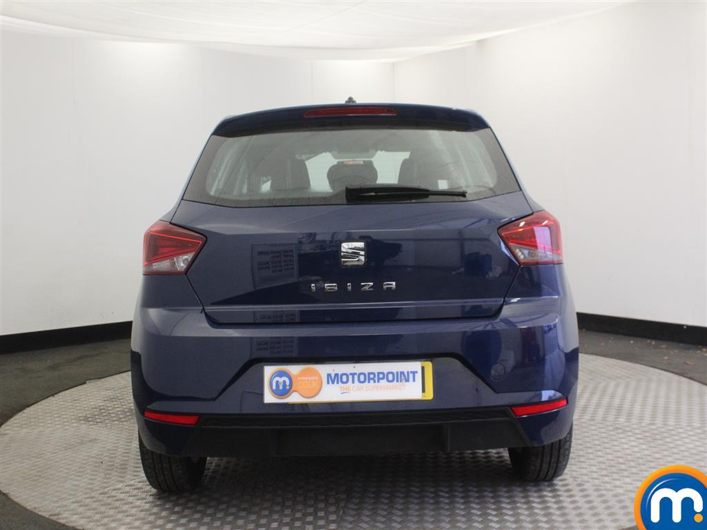 Seat Ibiza SE Manual Petrol Hatchback - Stock Number (960862) - Rear bumper