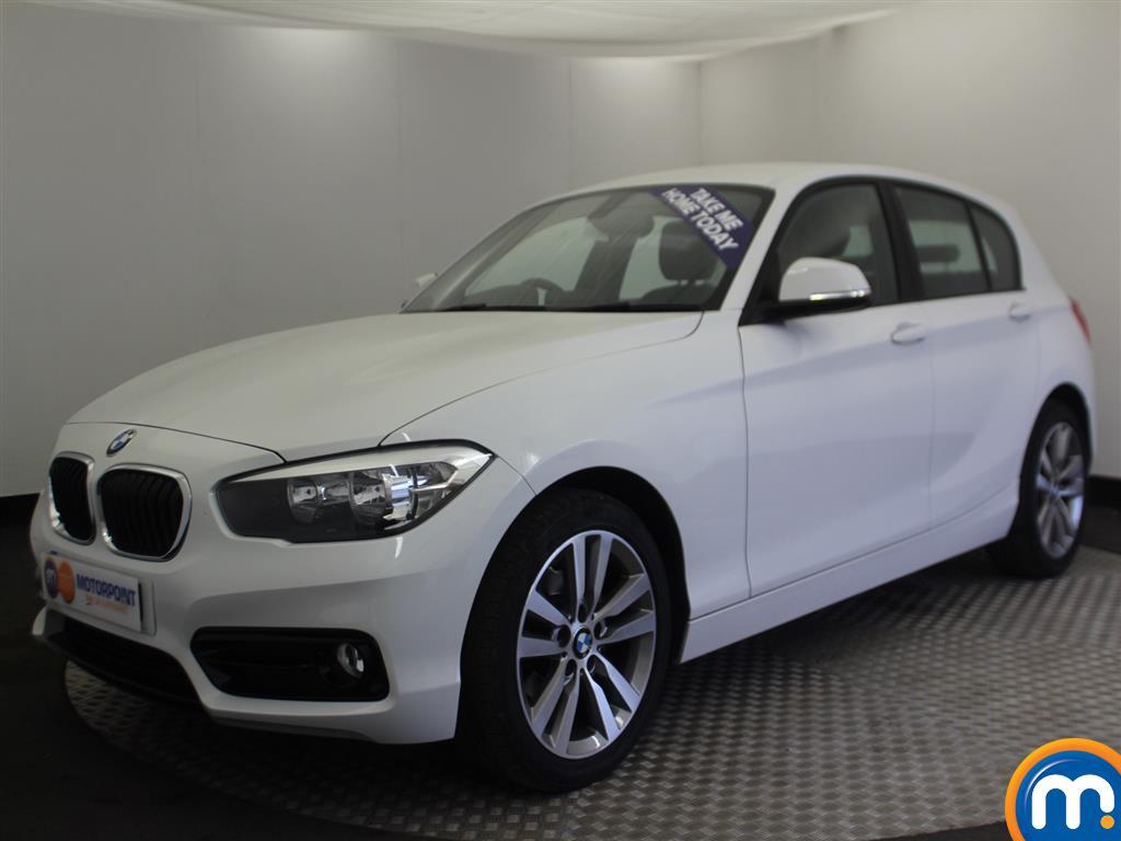 BMW 1 Series Sport - Stock Number (959871) - Passenger side front corner