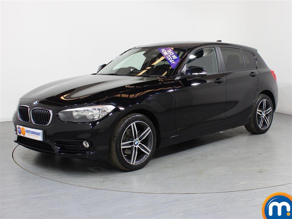 BMW 1 Series Sport - Stock Number (959960) - Passenger side front corner