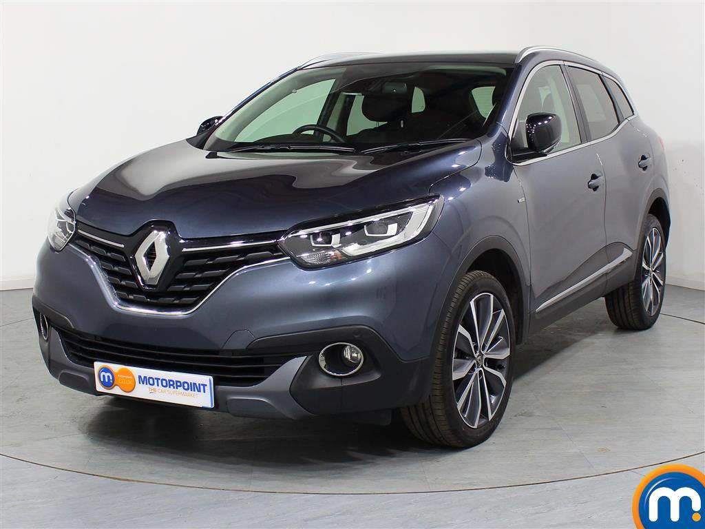 Renault Kadjar Signature Nav - Stock Number (957070) - Passenger side front corner