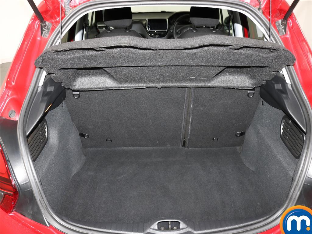 Peugeot 208 Hatchback 1.2 Puretech 82 Allure 5Dr
