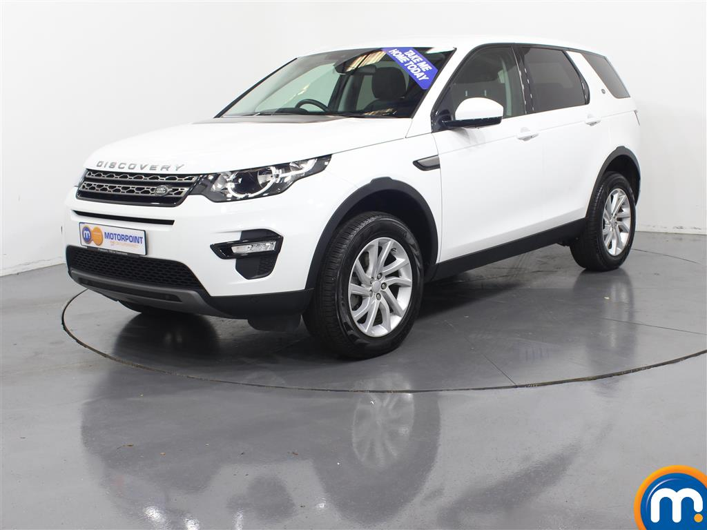 Land Rover Discovery Sport SE Tech - Stock Number (958985) - Passenger side front corner