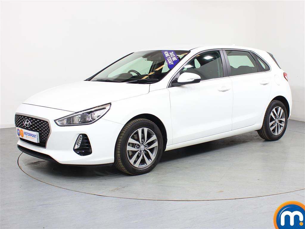 Hyundai I30 SE Nav - Stock Number (949235) - Passenger side front corner