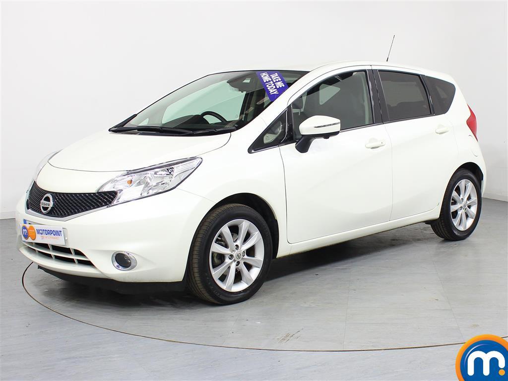 Nissan Note Tekna - Stock Number (957625) - Passenger side front corner